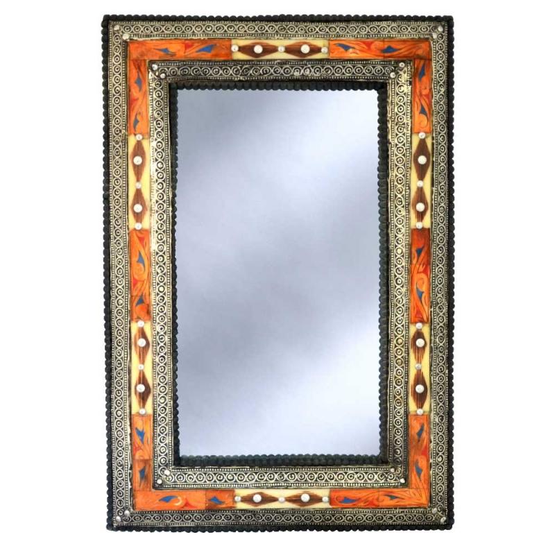 orientalischer spiegel orient marokko marokkanischer. Black Bedroom Furniture Sets. Home Design Ideas