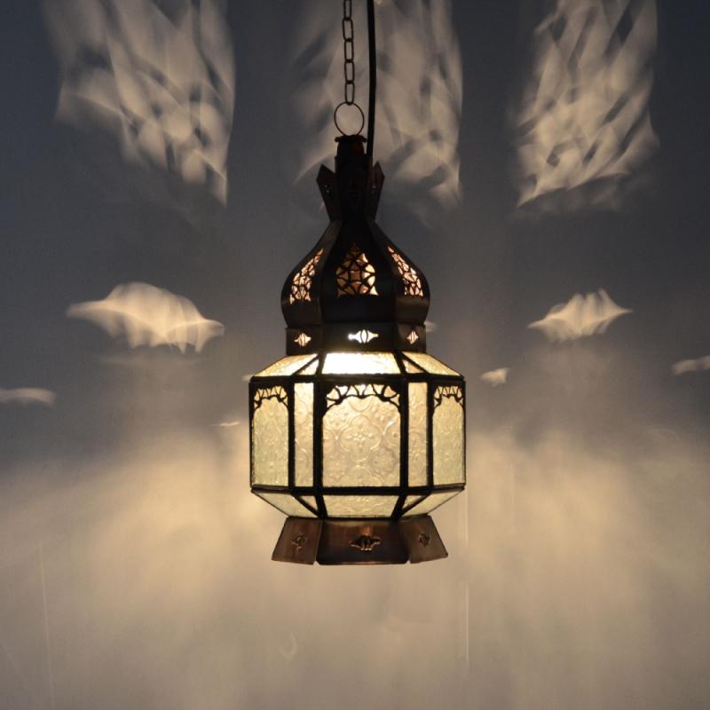 Marokkanische orientalische laterne lampe orient for Marokkanische messinglampen