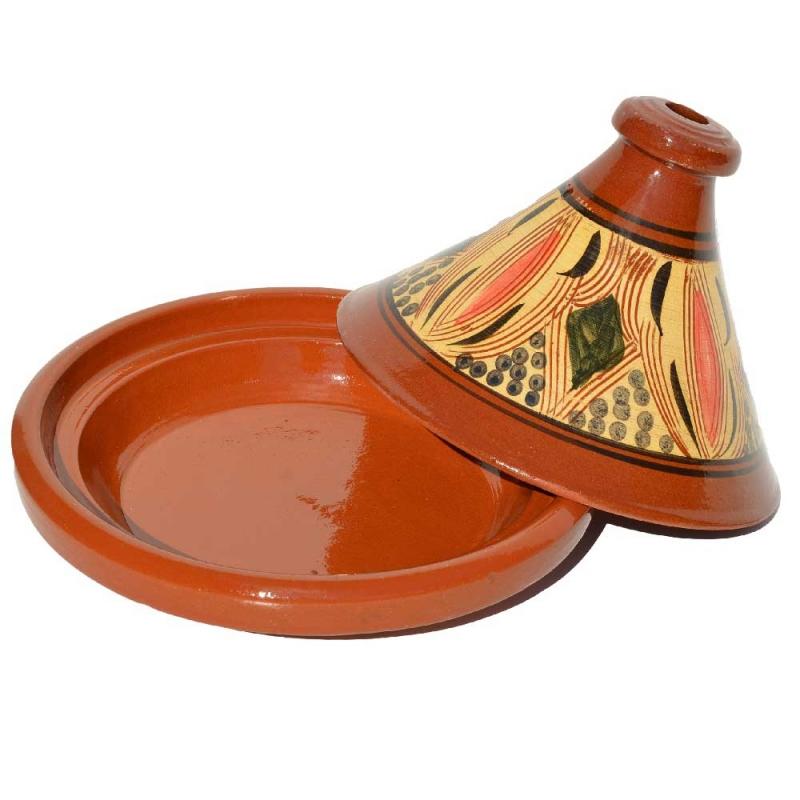 Marokkanische tagine gartopf orientalische tajine orient for Marokkanische messinglampen