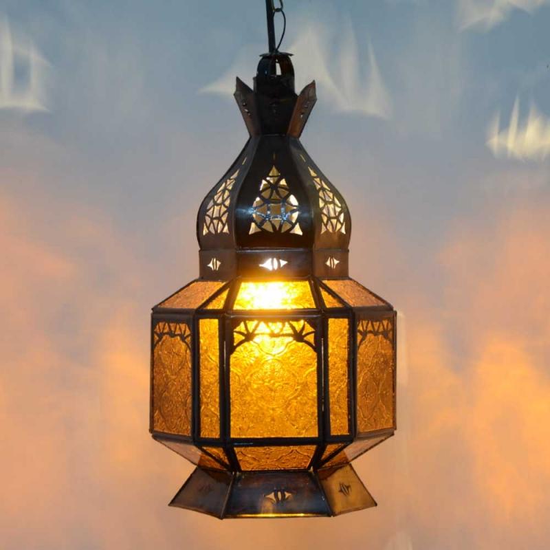 Orientalische laterne marokkanische lampe orient for Marokkanische lampe