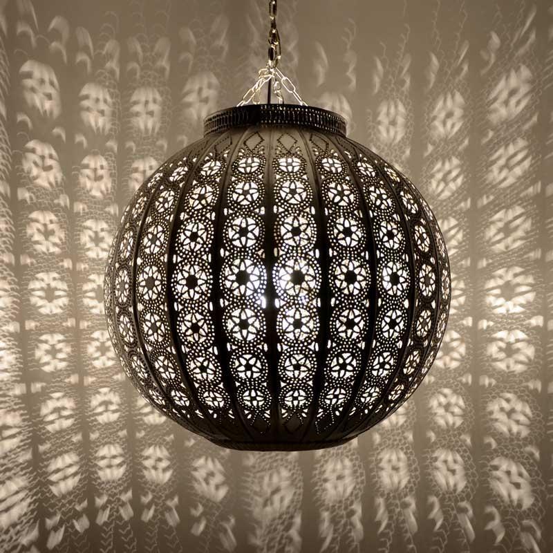 Orientalische marokkanische orient Lampe Hängeleuchte Hängelampe ...