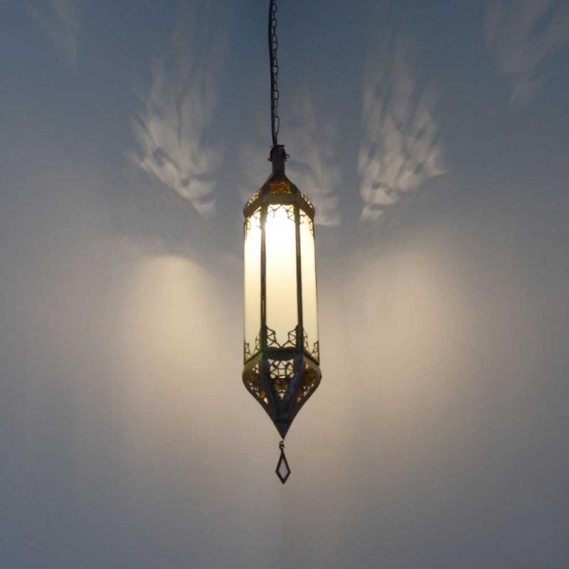 Orientalische marokkanische lampe h ngeleuchte orient for Marokkanische messinglampen