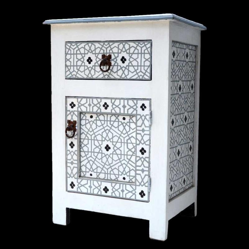 Sideboard Marokko Orient Handarbeit Kommode Orient Schrank