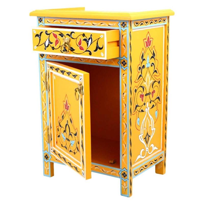 Orientalische kommode arabischer schrank marokko orient for Sideboard orientalisch